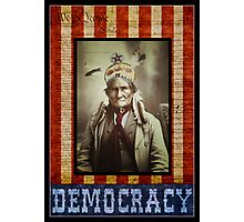 Democracy Photographic Print