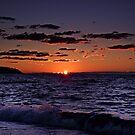 """""""Seaside Sundown"""" by Anthony Cherubino"""