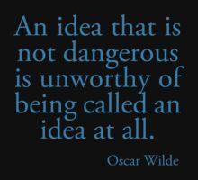 Wilde Ideas by KaliBlack