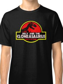 Billy and the cloneasaurus - The Simpsons Cartoon Classic T-Shirt