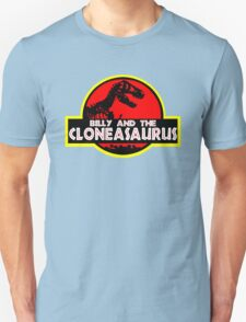 Billy and the cloneasaurus - The Simpsons Cartoon T-Shirt