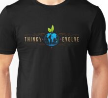 Think And Evolve Unisex T-Shirt