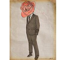 Mr Pink Photographic Print