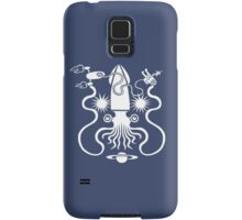 Gargantuan Space Squid Danger Imminent Samsung Galaxy Case/Skin