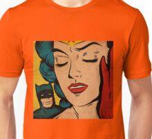 The Bat and Amazon Unisex T-Shirt