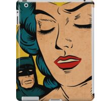 The Bat and Amazon iPad Case/Skin
