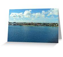 Nassau Greeting Card