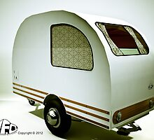 Urban Freedom Outlander Mini Camper style 3 by winnipegmike