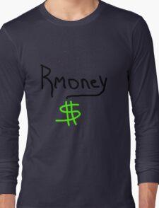 Mitt Romney Rmoney  2012 Long Sleeve T-Shirt