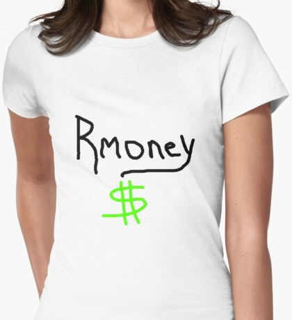 Mitt Romney Rmoney  2012 Womens Fitted T-Shirt