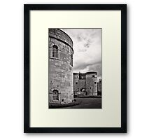 An imposing tower - London - Britain Framed Print