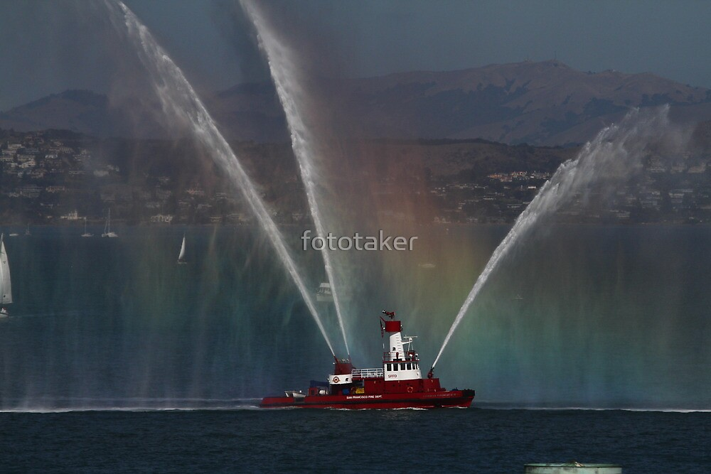 SF Guardian Fireboat #2 by fototaker