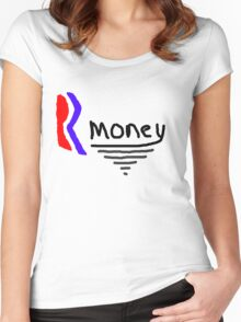 Mitt Romney also Rmoney  2012 Women's Fitted Scoop T-Shirt