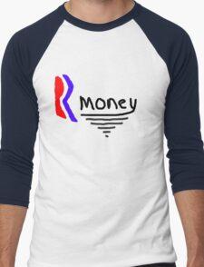 Mitt Romney also Rmoney  2012 Men's Baseball ¾ T-Shirt