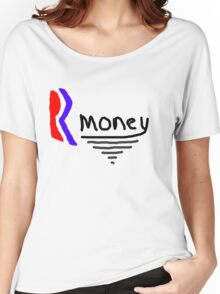 Mitt Romney also Rmoney  2012 Women's Relaxed Fit T-Shirt