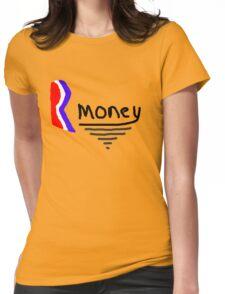 Mitt Romney also Rmoney  2012 Womens Fitted T-Shirt