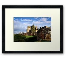 The Rook of Kenilworth Castle - Britain Framed Print