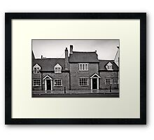 Welcome to Kenilworth - Britain Framed Print