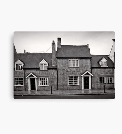 Welcome to Kenilworth - Britain Canvas Print