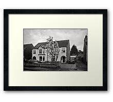 Pleasant Street - Kenilworth - Britain Framed Print