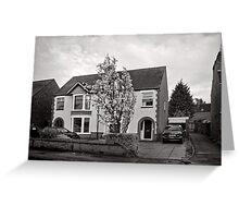 Pleasant Street - Kenilworth - Britain Greeting Card