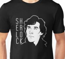 Sherlock Minimal Unisex T-Shirt
