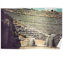 Ancient Amphitheater Poster