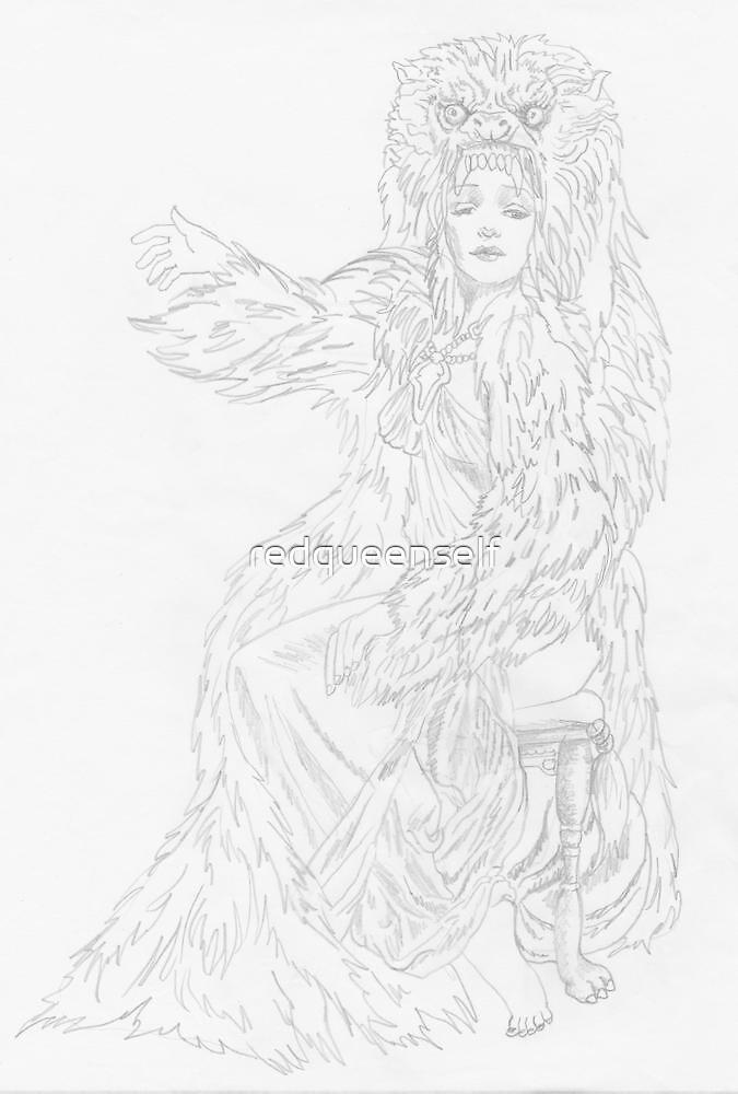 Werewolf Tales by redqueenself