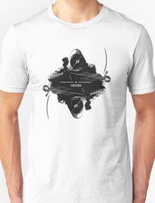 HIDDEN (Thief/Skyrim Mashup) T-Shirt