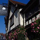 The Swan, Lavenham ( 1:1 version ) by wiggyofipswich