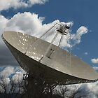 Canberra Deep Space Communication Complex by Bev Pascoe