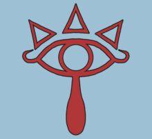 Sheikah Symbol by ColinSM