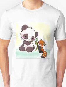 Cute Pandas  T-Shirt