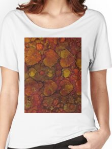 Abstract 0965 Women's Relaxed Fit T-Shirt