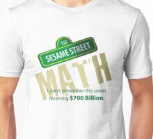 Sesame Street Math Unisex T-Shirt