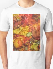 Abstract 0973 Unisex T-Shirt