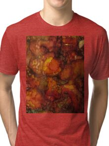 Abstract 0978 Tri-blend T-Shirt