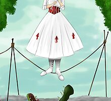 Haunted Mansion- Mary Poppins  by Amanda  Joseph