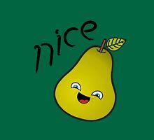 Nice Pear Unisex T-Shirt