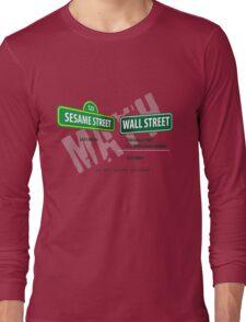 Sesame Street Math Long Sleeve T-Shirt