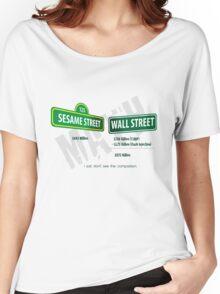 Sesame Street Math Women's Relaxed Fit T-Shirt