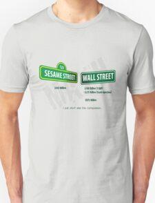 Sesame Street Math T-Shirt