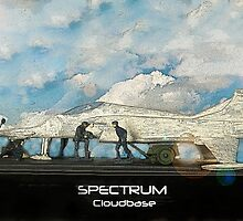 Spectrum is Green by Steve  Woodman
