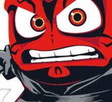 Darth Anger Sticker