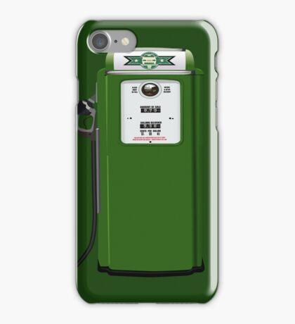 Vintage Gasoline Pump iPhone 4 / iPhone 5 Case /  iPhone Case/Skin