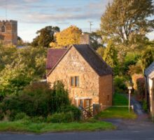 Ilmington, Warwickshire Sticker