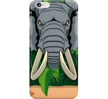 Elephant Head iPhone 4 / iPhone 5 Case / Samsung Galaxy Cases  iPhone Case/Skin
