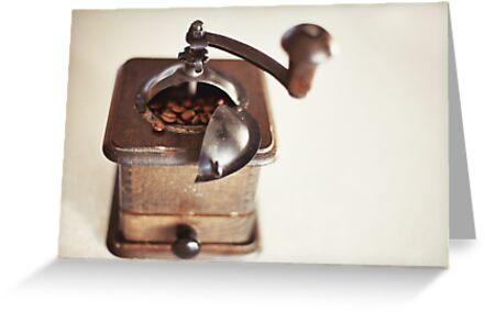 coffee by Kim Jackman