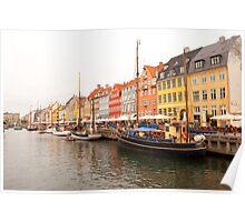 Copenhagen 1 Poster