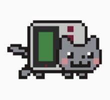 Gameboy nyan by savestones